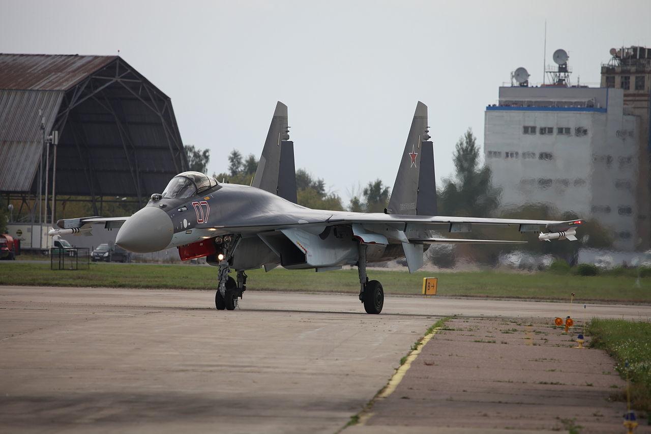 Estados Unidos interceptó dos bombarderos rusos cerca de Alaska