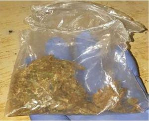 marihuana asegurada en una vivienda de la colonia Guerrero