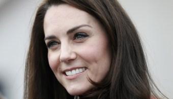 La duquesa de Cambridge, Kate Middleton (AP)