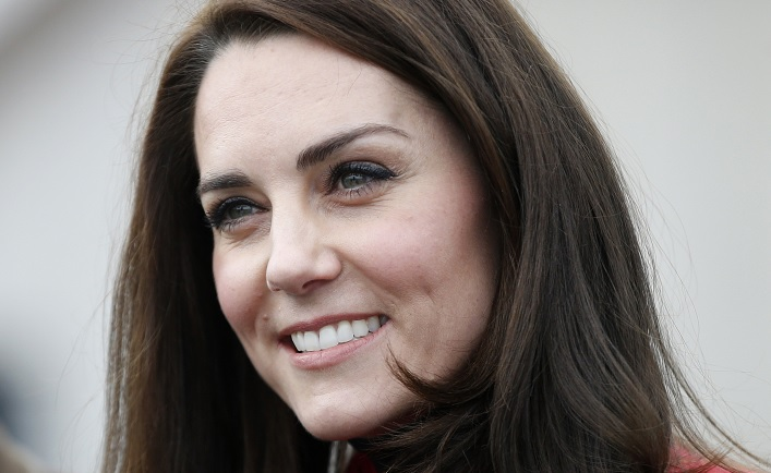 La duquesa de Cambridge, Kate Middleton (AP)