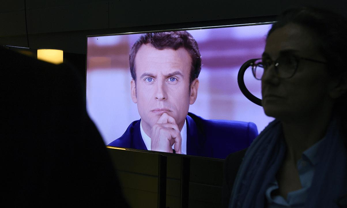 Emmanuel Macron elecciones presidenciales Francia