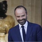 El nuevo primer ministro de Francia, Édouard Philippe