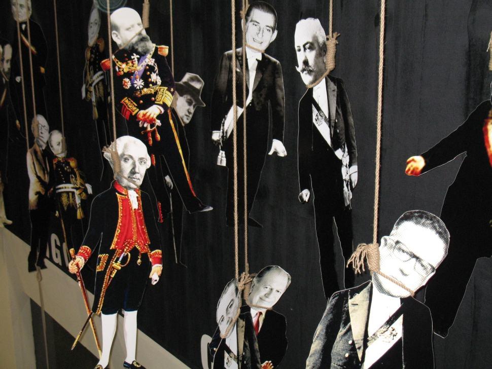 Nicanor Parra, Mundo, Historia, Maestros