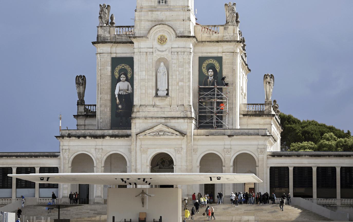 El papa Francisco visita Portugal