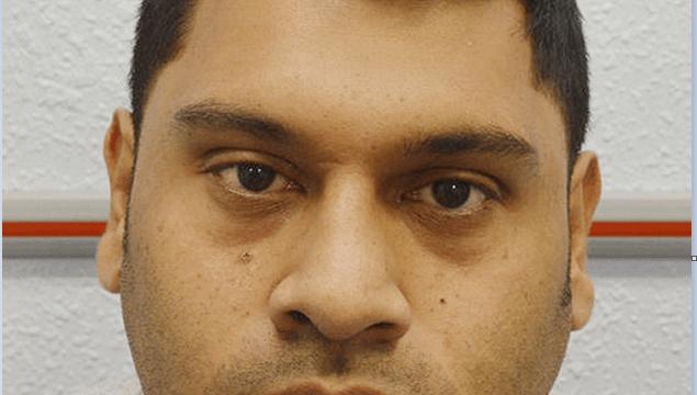 El terrorista británico Samata Ullah