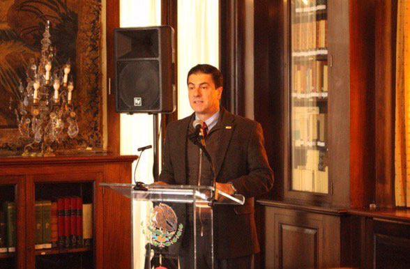 Tlcan, Embajador, Mexico, Estados unidos, Noticias, Noticieros telvisa