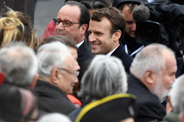 Francia, Francois Hollande, Presidente de Francia, Emmanuel Macron, Presidente electo de Francia, Elecciones en Francia