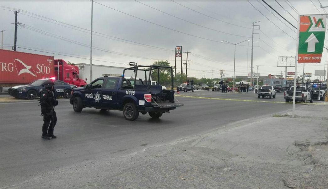 Durante el operativo, tres policías estatales resultaron lesionados (Corresponsales/Especial)