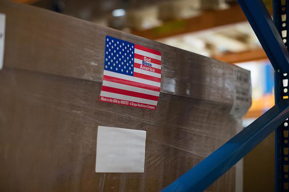 Envio de paquete desde Estados Unidos