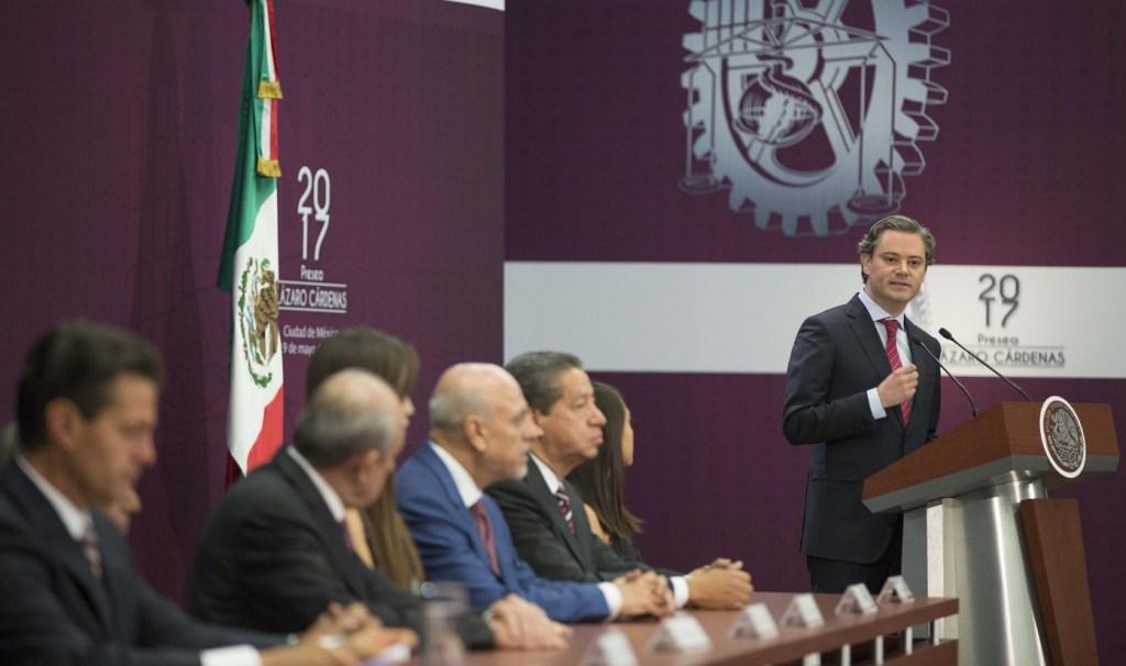 Presidencia de la República.