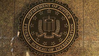 El escudo del FBI