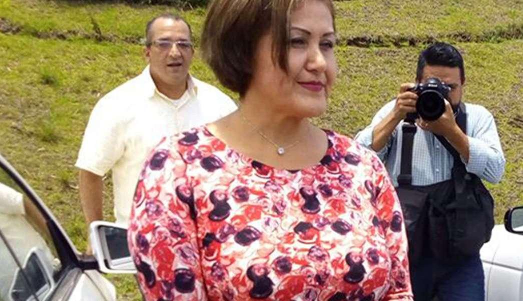 Eva Cadena, exdiputada local de Veracruz, Morena, Cámara de Diputados, desafuero, política, corrupción