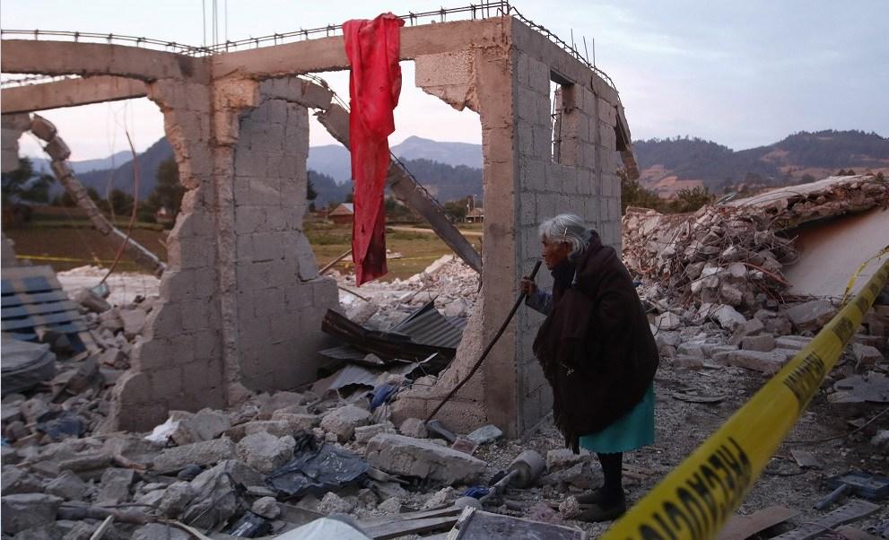 La PGR en Puebla abrió el expediente de los hechos ocurridos en Chilchotla. (Getty Images/Archivo)