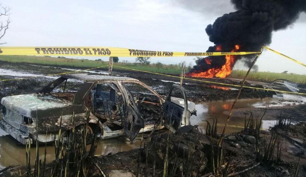 La explosión se registró en el municipio de Tierra Blanca (Corresponsales nacionales)