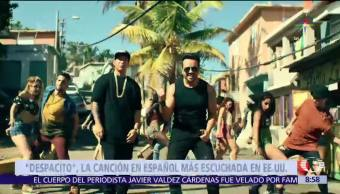 tema Despacito, Estados Unidos, encabeza, Hot 100 de Billboard