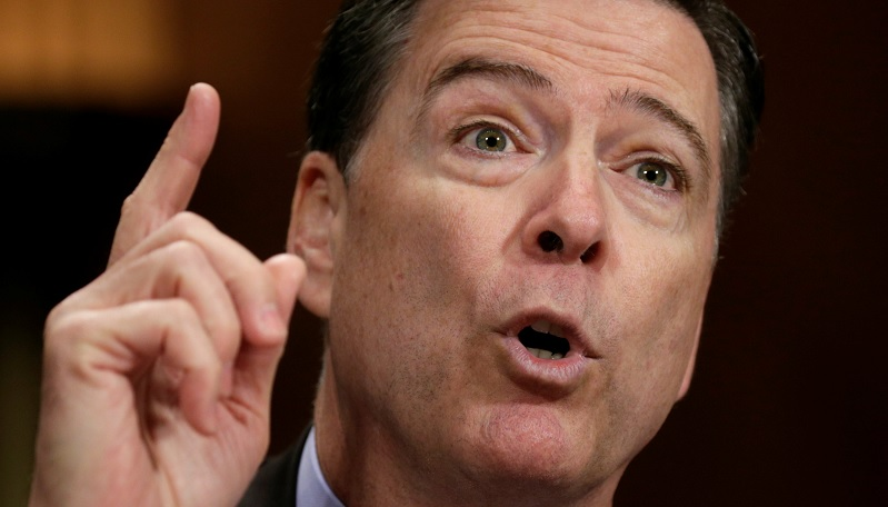 El director del FBI, James Comey (Reuters)