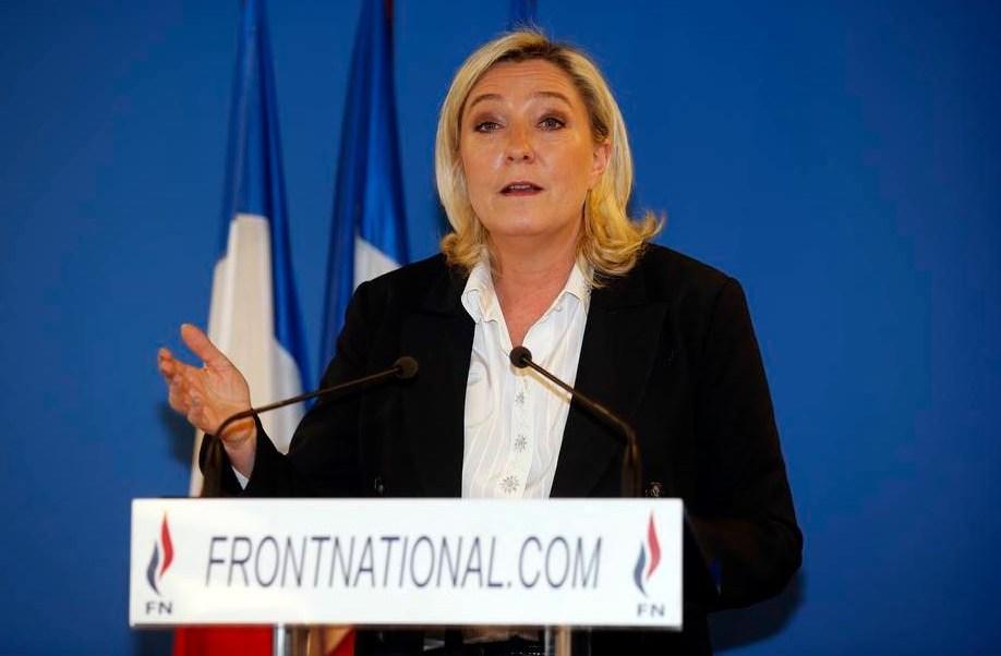 Elecciones, Francia, marine le pen, frente nacional, partido, emmanuel macron
