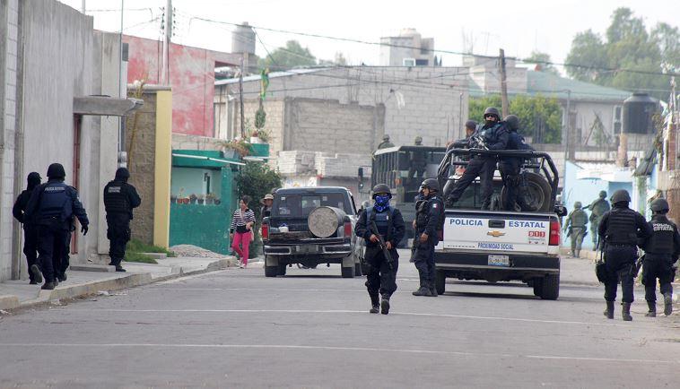 Dictan prisión oficiosa a 9 presuntos huachicoleros detenidos en Puebla