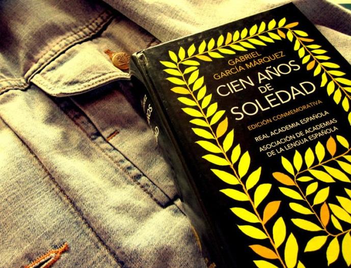 """Edición conmemorativa de """"Cien años de soledad"""" (Foto: nuestracordoba)"""
