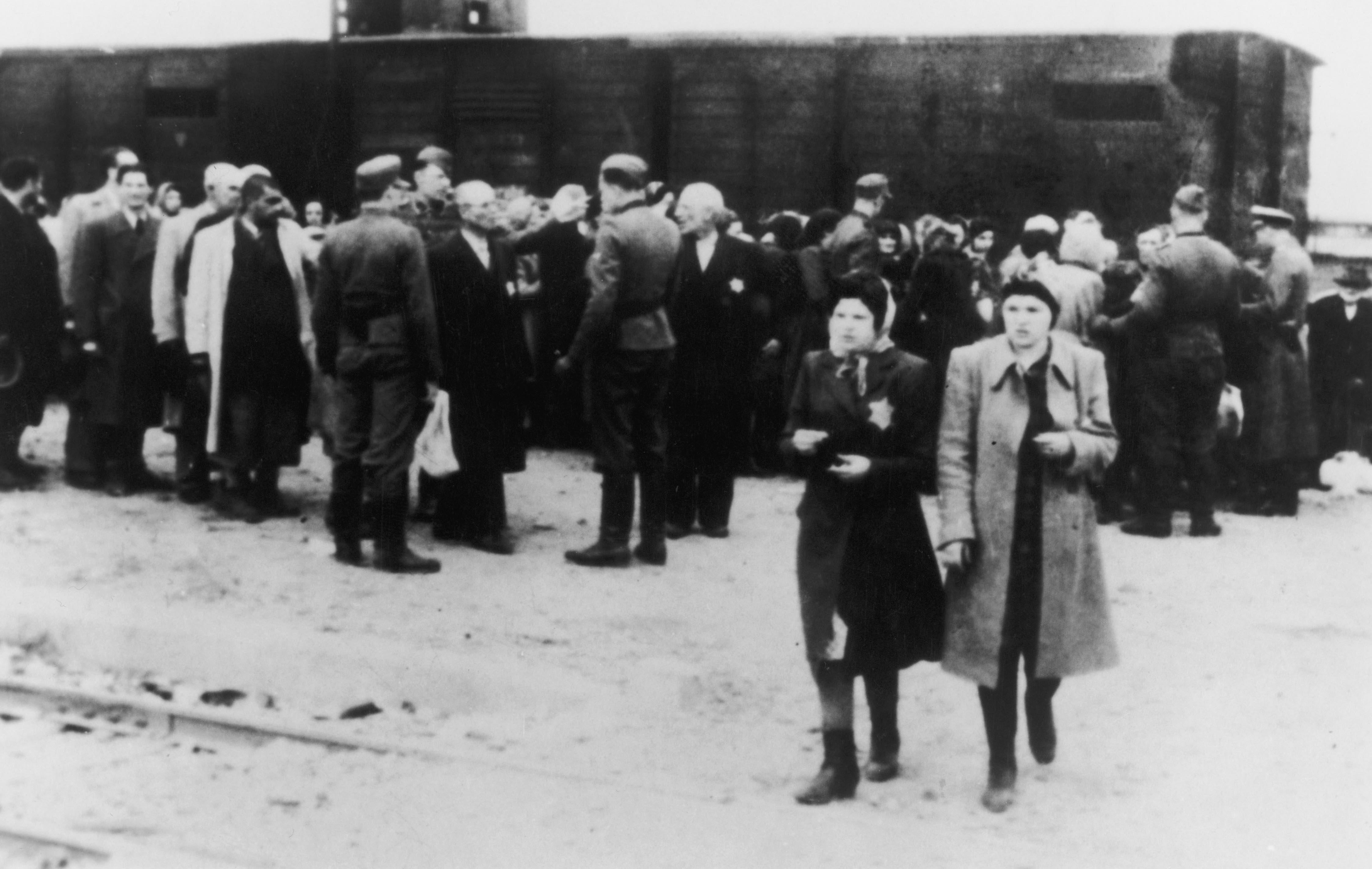Los experimentos nazis en el Holocausto del Dr. Mengele