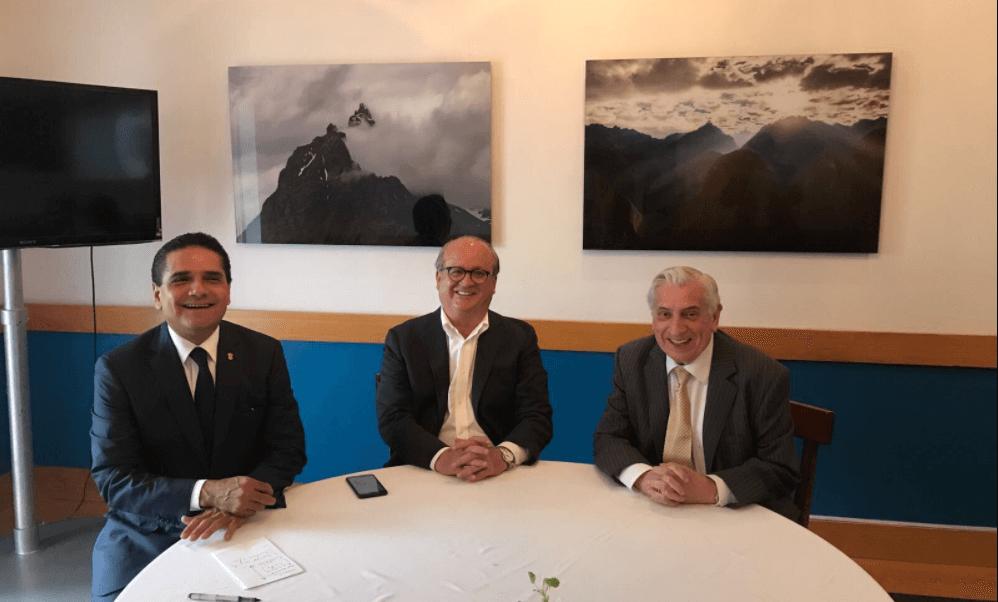 Gobernadores del PRD analizan ruta de su partido hacia 2018