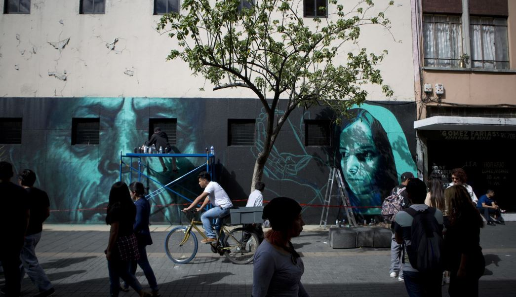 Graffiti, grafiteros, unidad grafiti, pgj, cdmx, seguridad