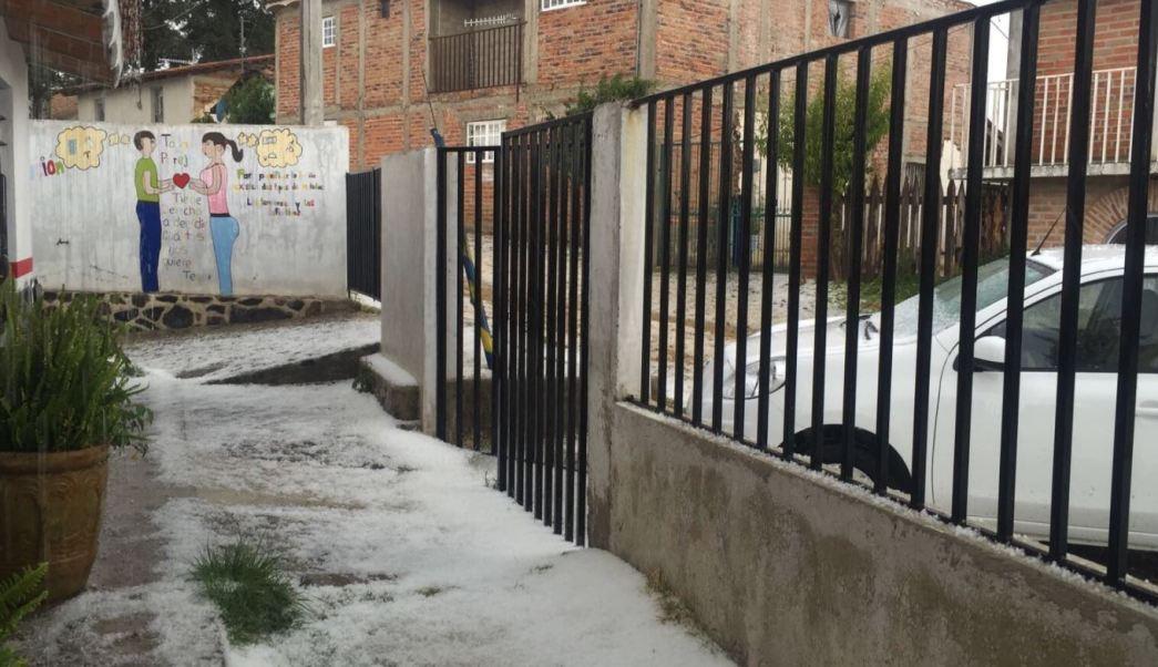 Jalisco, Lluvias, Granizo, Proteccion Civil, Noticias, Noticieros Televisa
