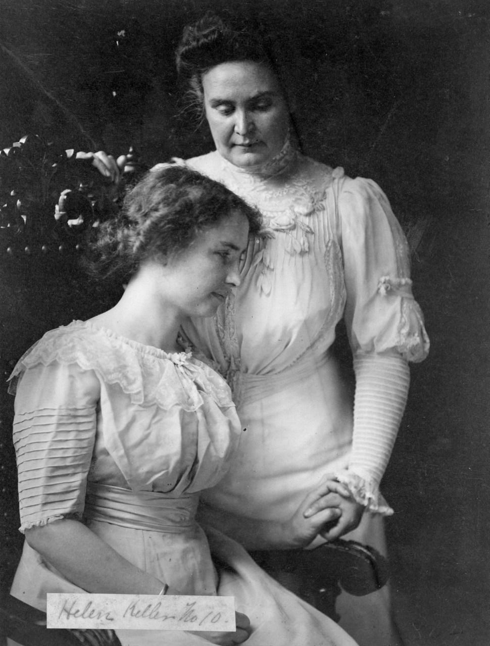 Helen_Keller, Maestros, Mundo, Historia