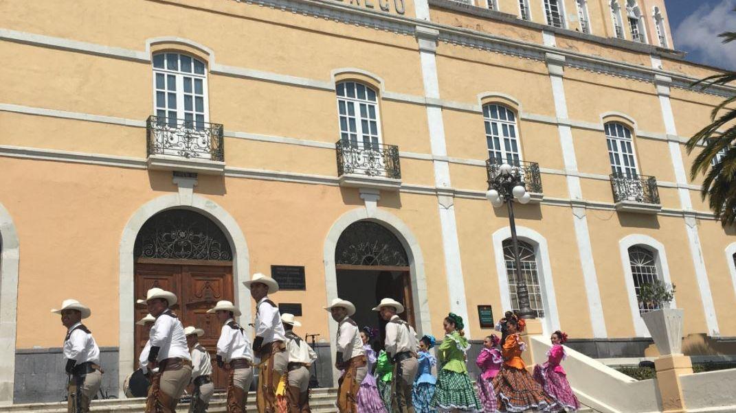 Inicia a ritmo de huapango Tercer Festival Nacional de Danza, en Hidalgo
