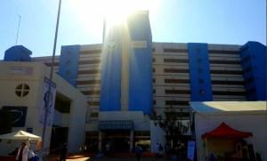 Sede del hospital psiquiatrico Fray Bernardino
