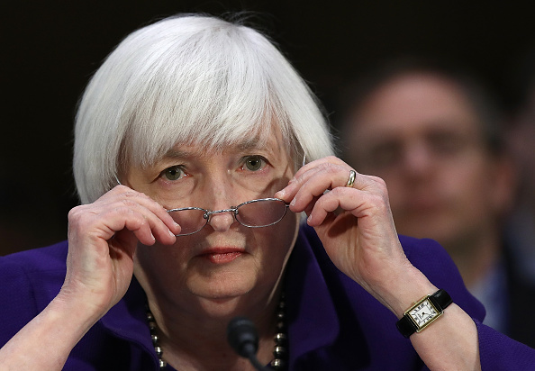 La junta de la Fed, que preside Janet Yellen, evaluará la economía