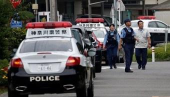 Hombre, ataque con cuchillo, heridos, tokio, policia, parque