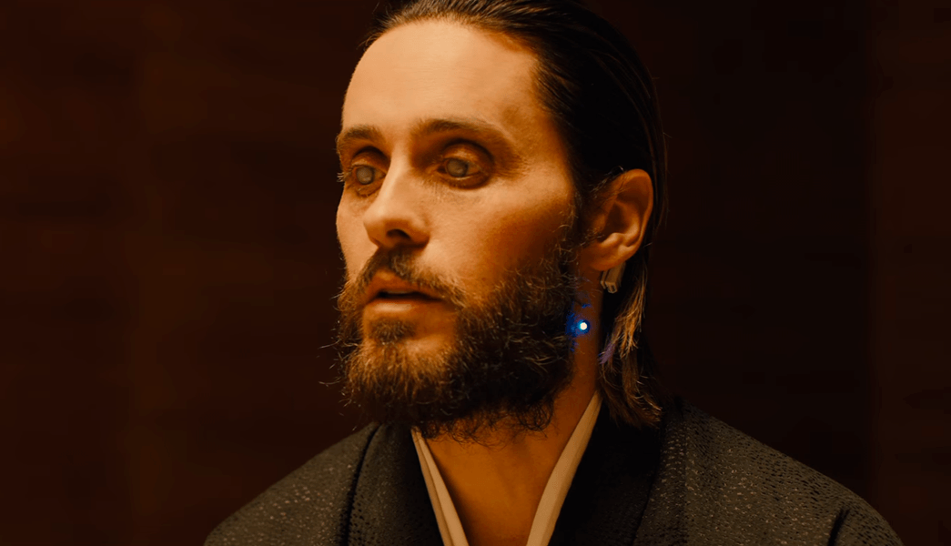 Jared Leto en el nuevo trailer de Blade Runner 2049 / Warner Bros. Pictures