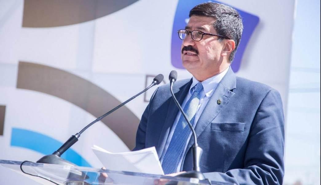 Javier Corral, gobernador de Chihuahua,
