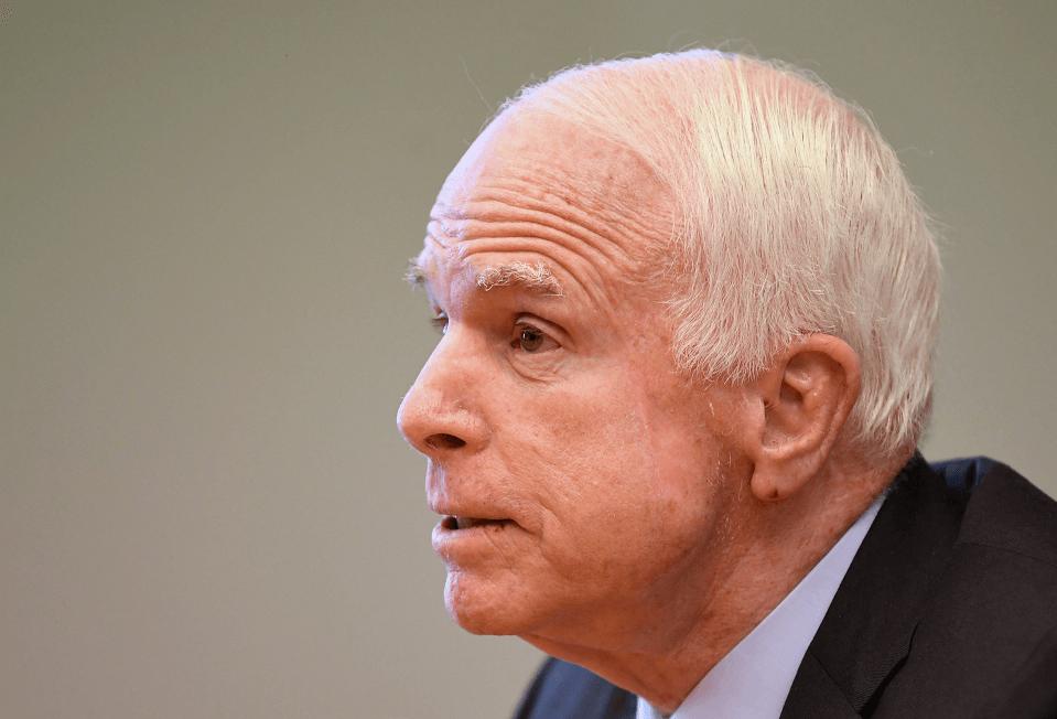 John McCain: