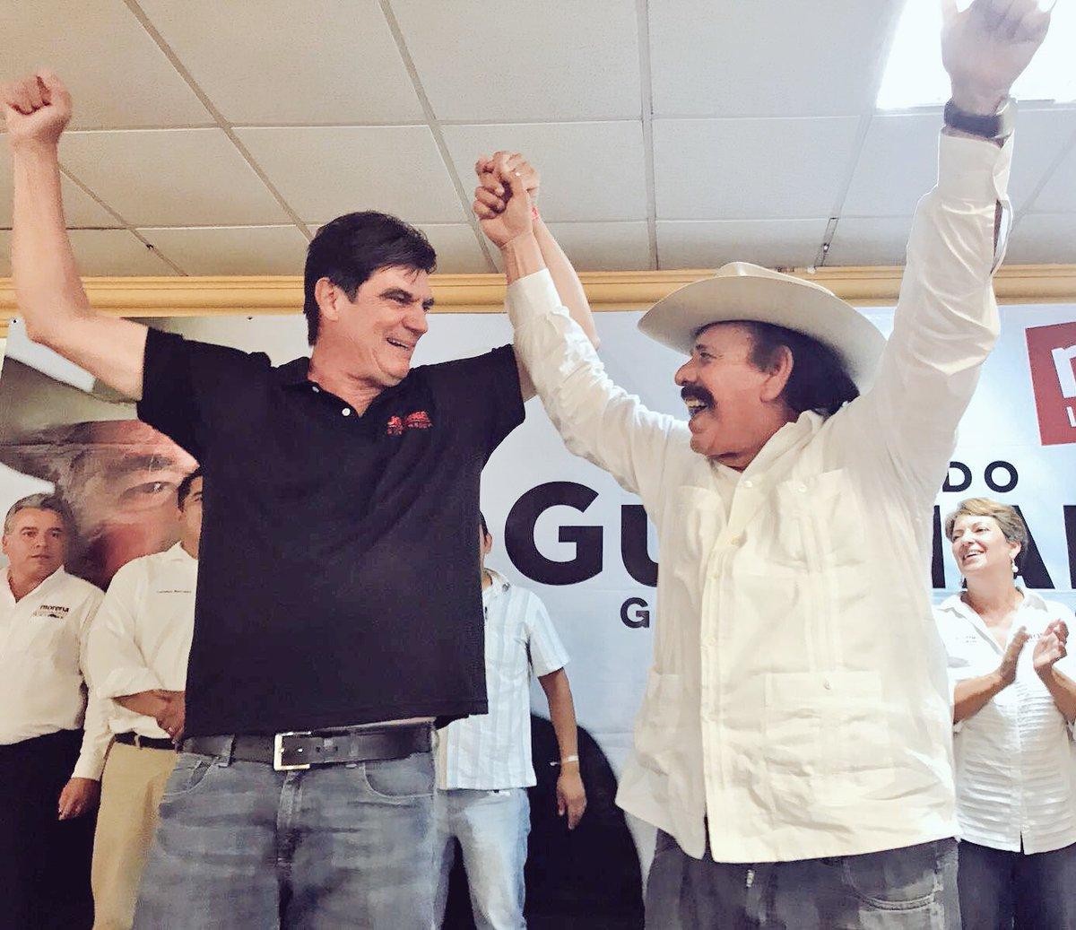 #Elector17 Se suma José Ángel Pérez a Proyecto de Armando Guadiana