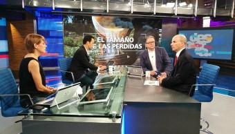 José Antonio González Anaya, director de Pemex, en Despierta con Loret
