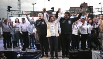 Josefina Vázquez Mota, candidata del PAN al Edomex