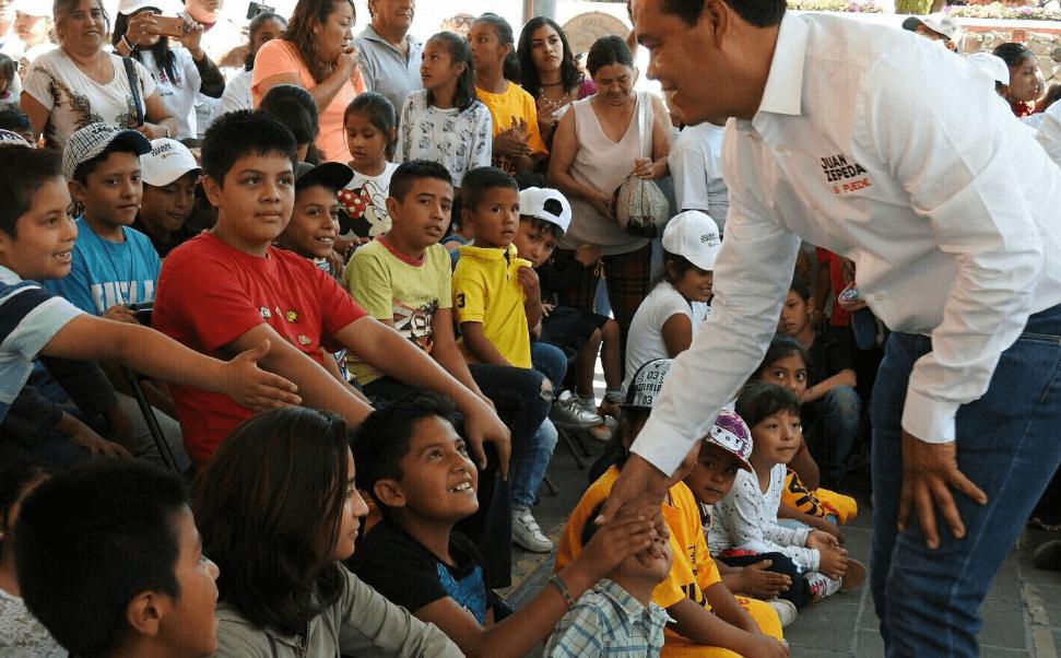 Juan Zepeda, candidato del PRD al Estado de México