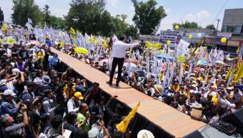 Juan Zepeda anuncia construcción de nueva línea del Metro en Ecatepec