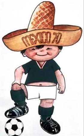 Juanito, México 70, mascota, Campeonato Mundial, Pico
