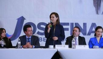 Josefina Vázquez, pan, elecciones, estado de México, política, edomex