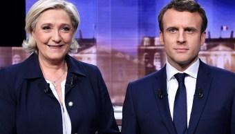 Francia, elecciones, presidente, debate, Marine Le Pen, Emmanuel Macron, política,