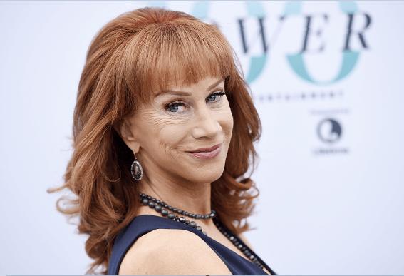 La comediante estadounidense Kathy Griffin