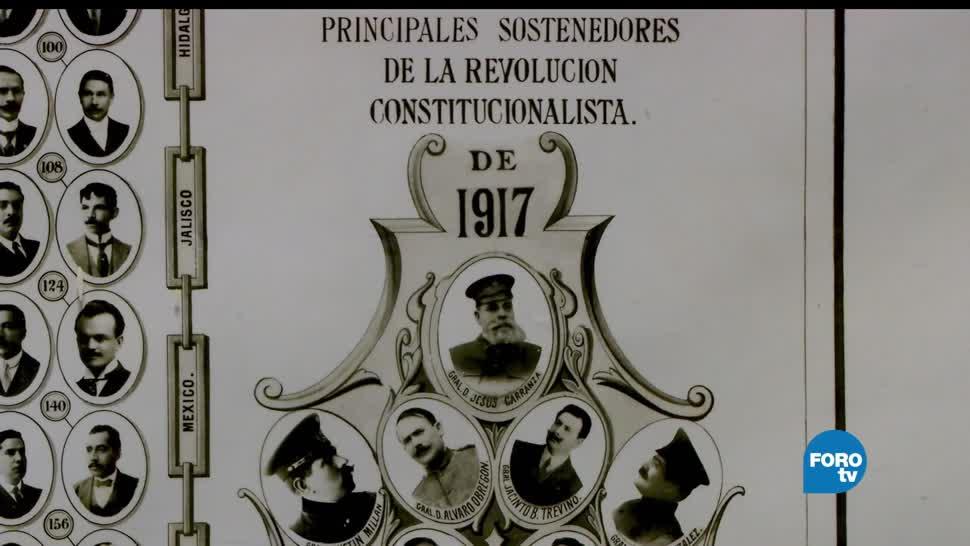 Constitución, 100, días, Museo, Nacional, Historia