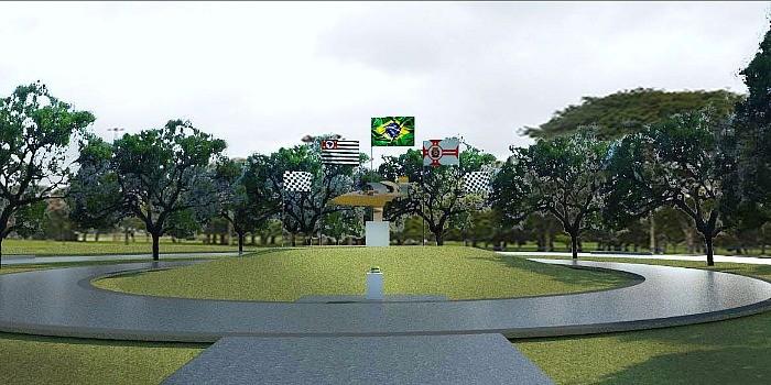 Ayrton Senna, piloto, Brasil, carreras, Sao Paulo, plaza, muerte,