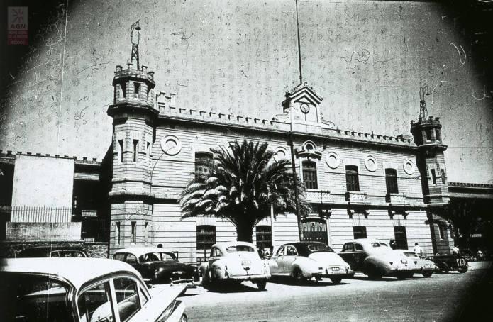 Palacio de Lecumberri, cárcel, prisión, edificio, Ciudad de México