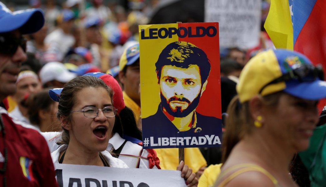 Venezuela, Leopoldo López, muerte, oposición, protestas, Caracas, Nicolás Maduro,
