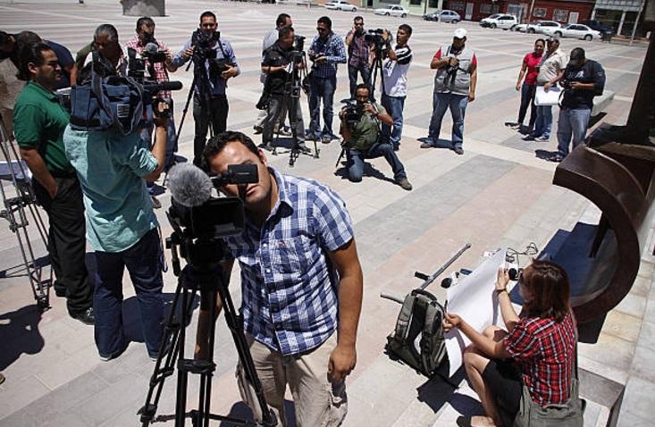 Según la Unesco, 102 periodistas fueron asesinados en 2016 a causa del ejercicio de su profesión (Getty Images)