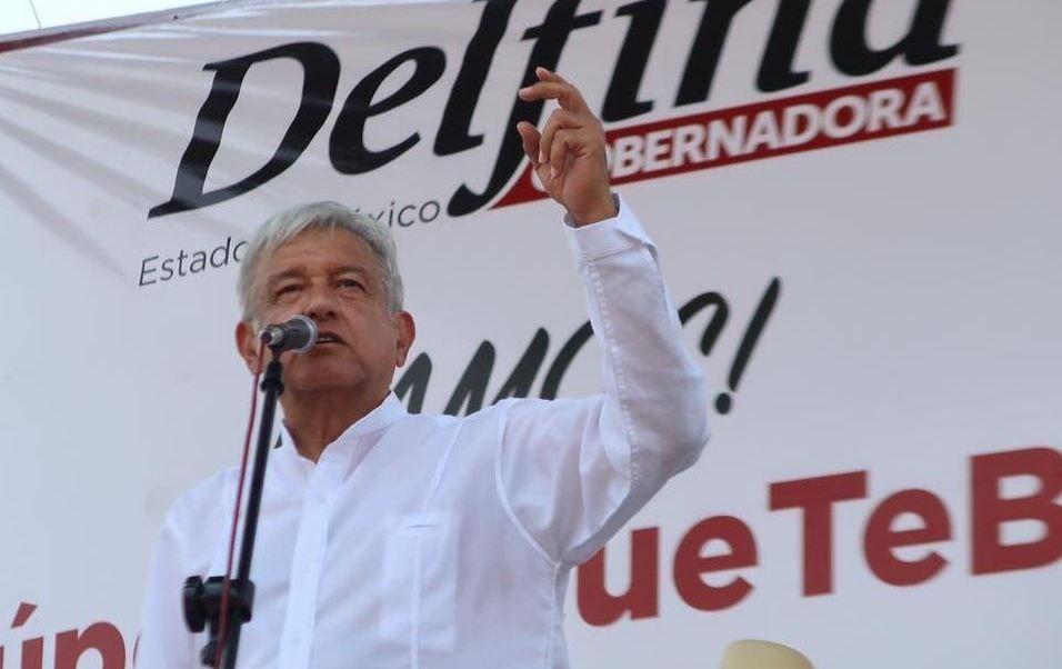 López Obrador asegura que ganará pese a una posible alianza del PAN y PRD (Twitter @lopezobrador_)
